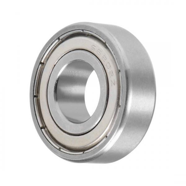 High precision manufacture 6204 6205 6206 6207 6208 seals deep groove ball bearing #1 image