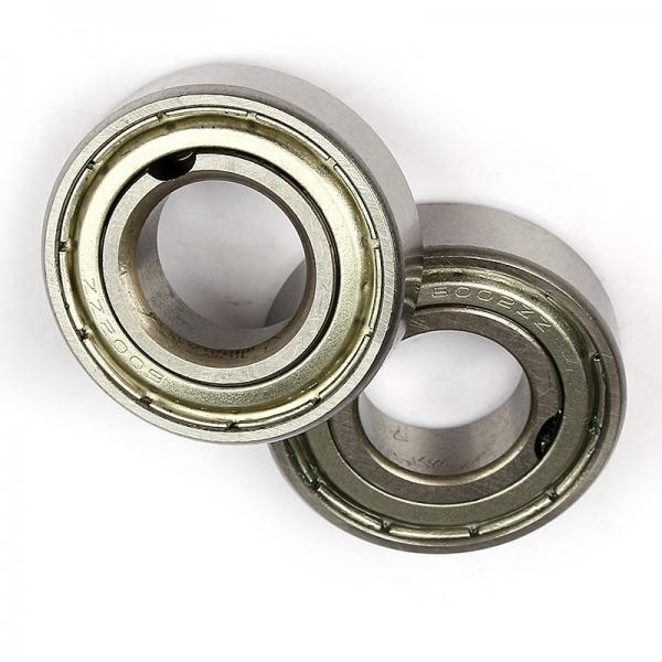 6001zz 6001-2rs Deep Groove Ball Bearing 6001 6001rs 6001-2z 6001z with Size 28x12x8 mm #1 image